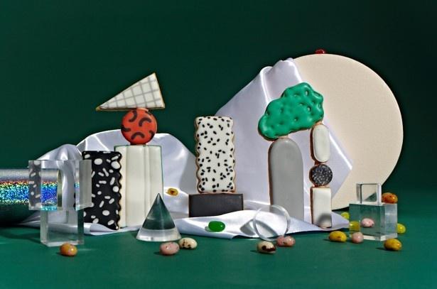 キュートでシニカルなお菓子をつくる、AYSKSMATSUNO fromおかしい屋も参加