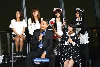 【写真を見る】SKE48の高柳明音をはじめ、美女たちがずらり!