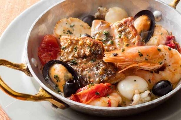 アクアパッツァをはじめ、イタリアマンマの味が大集合!