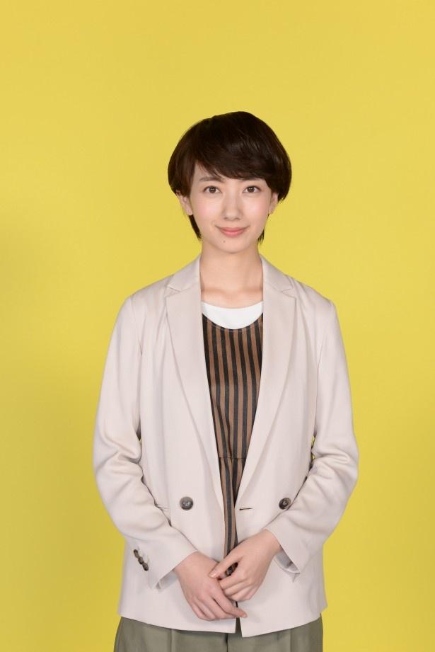 「24時間テレビ39」でチャリティーパーソナリティーを務める波瑠