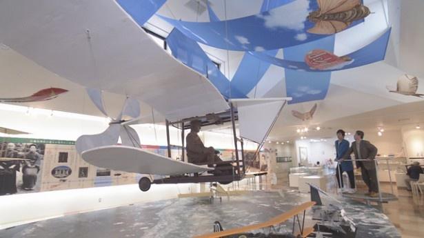 ライト兄弟よりも早く、空を飛ぶ原理を解明していた発明家とは!?