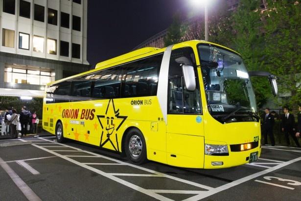 """""""健やかな睡眠""""がコンセプトの新サービス「グラソー スリープウォーター presents """"健やかに眠れる""""夜行バス」は、ゴールデンウィーク期間の5月8日(日)まで運行"""