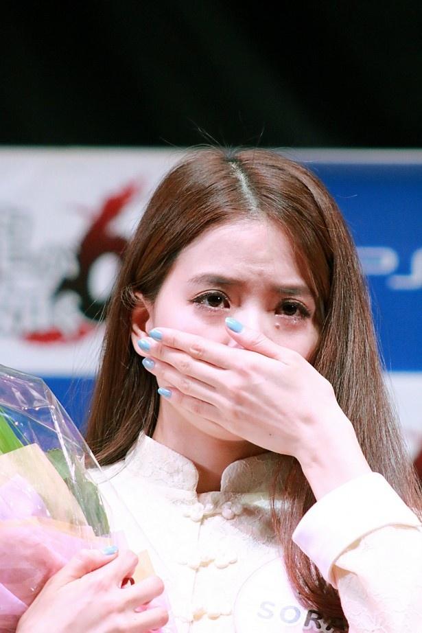 台湾人のモデルでアイドルのSORA。身長165cm。年齢非公開