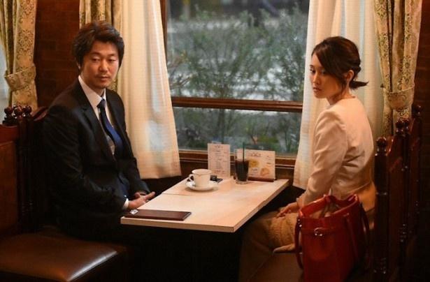 「毒島ゆり子のせきらら日記」で前田敦子がラブシーンに体当たり!