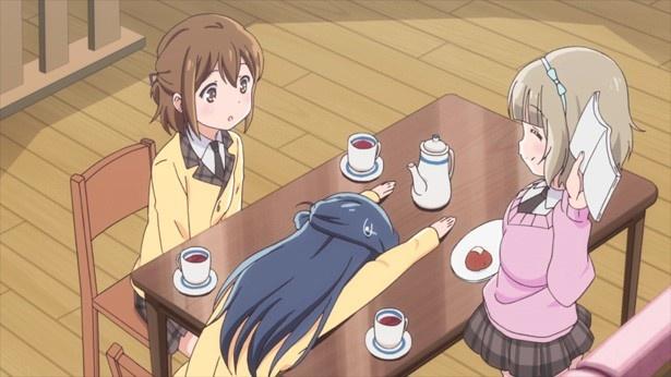 「パンでPeace!」第5話先行カット到着!ゆうちゃんの夢とは…?