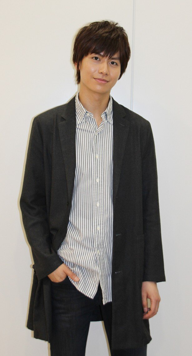スポーツインストラクター・山岸亮介を演じる多和田秀弥