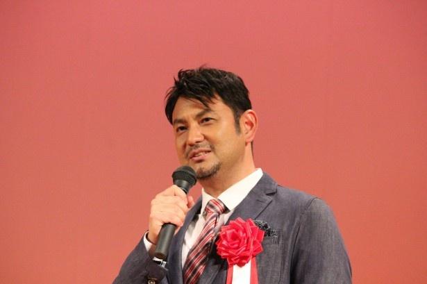 【写真を見る】藤本隆宏は「真田丸」で印象深かったシーンを「娘に自分の乳を吸わせてみた、というシーンです」と回答