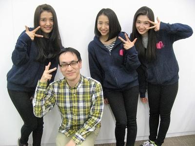 2016年4月1日、ソニーミュージック(大阪)にて