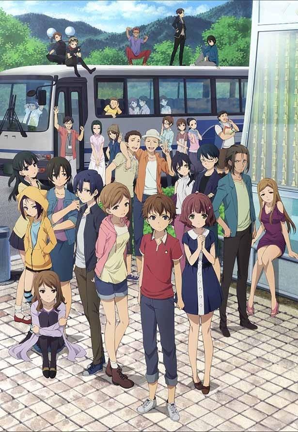 アニメ「迷家-マヨイガ-」のBD&DVDは7月6日(水)発売。期間限定SHOPもオープン