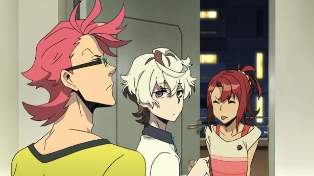 TVアニメ「キズナイーバー」第4話先行カット解禁!