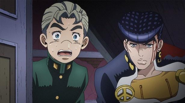 「ジョジョの奇妙な冒険 ダイヤモンドは砕けない」第5話先行カットが解禁!