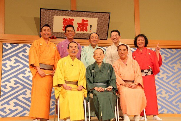 「別の番組でも、メンバーを色分けするっていうと私たちの色を使われるんだよね」とうれしそうに語る桂歌丸