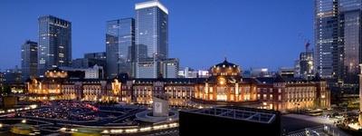 昨年開業100年.国指定重要文化財の東京ステーションホテル