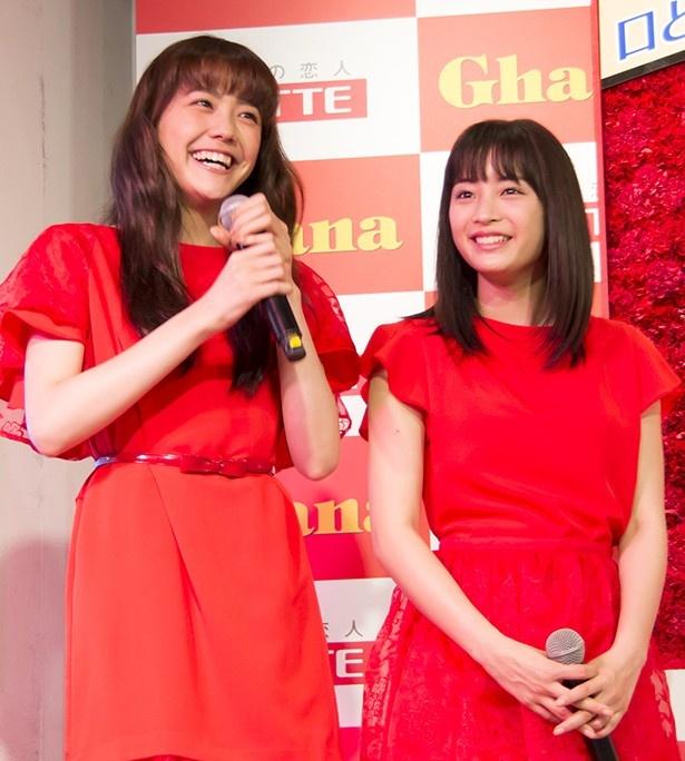松井愛莉は母親と洋服の貸し借りをするという