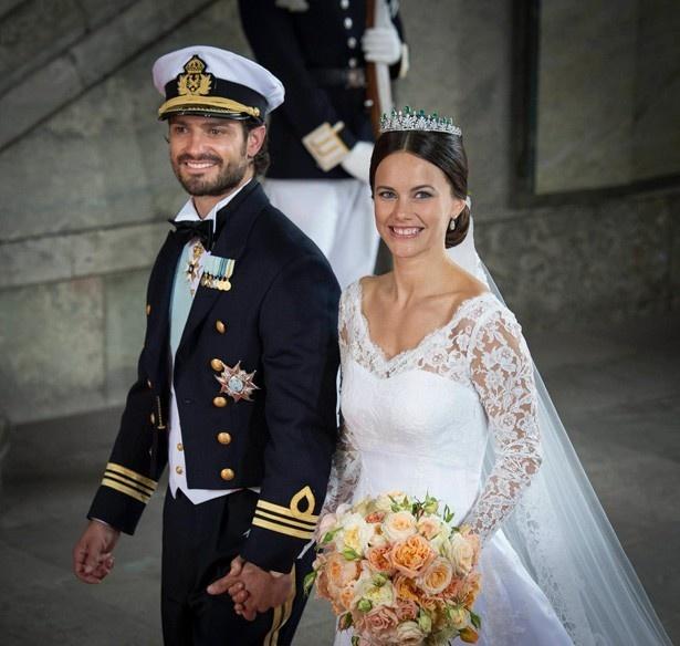 【写真を見る】フィリップ王子とソフィア妃は2014年に6月に婚約し、2015年6月に結婚