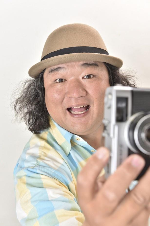 鉄道写真家・中井精也さんの軽妙なトークが楽しみ