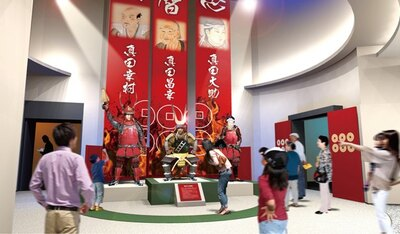 和歌山・九度山にあるミュージアムで「真田丸」の世界を満喫