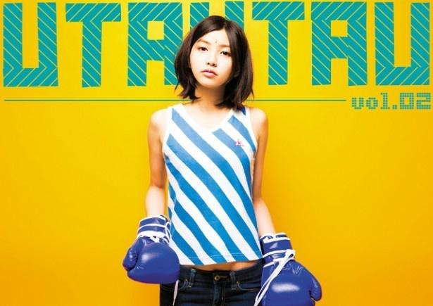 【写真を見る】植田の初めてのライブDVD「UTAUTAU vol.2」もセールス好調!