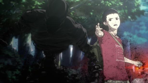 宮野が演じる「亜人」シリーズの主人公・永井圭