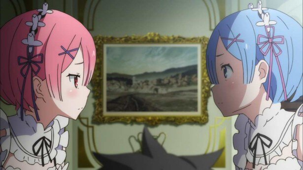 「Re:ゼロから始める異世界生活」第5話カット到着!