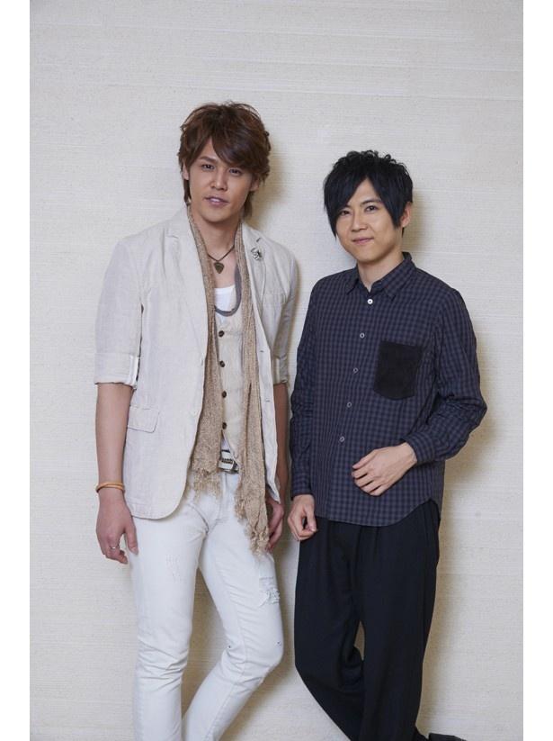 宮野真守と梶裕貴が語る2人の主人公への想いとは。アニメ「亜人」スペシャルインタビュー