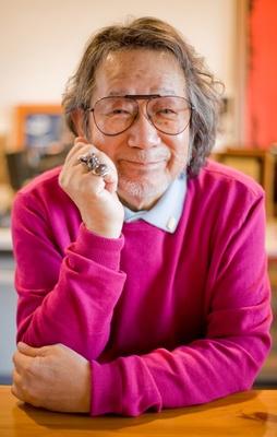 """映画監督・大林宣彦氏。""""尾道3部作""""「転校生」(81)「時をかける少女」(83)「さびしんぼう」(85)に始まり、全国の古里に残る古き良き暮らしの文化を訪ねて映画を制作"""
