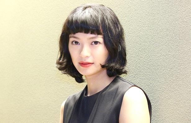 「28歳はいろんなことをインプットしたい」と話す榮倉
