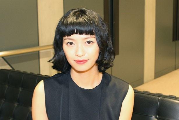 「大好きな海に関することは、何でも挑戦したい」と活き活きと語る榮倉