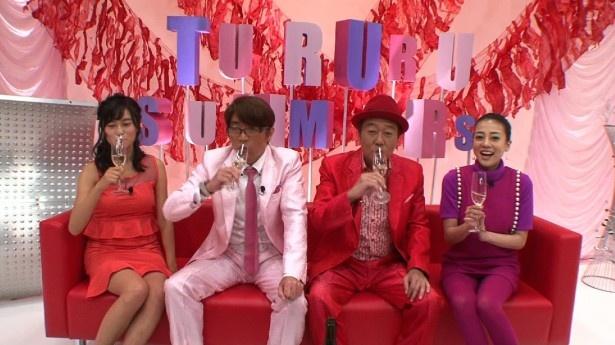 dTVにて、5月2日に最新回が配信されたさまぁ~ず、あびる優のバラエティー番組「トゥルルさまぁ~ず」が8年目に突入