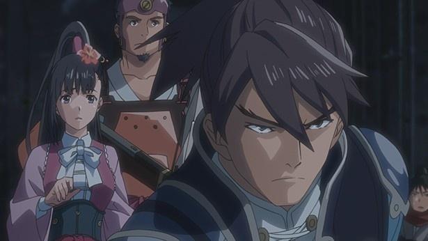 「甲鉄城のカバネリ」第4話先行カット解禁。最強のカバネが甲鉄城を襲う!?