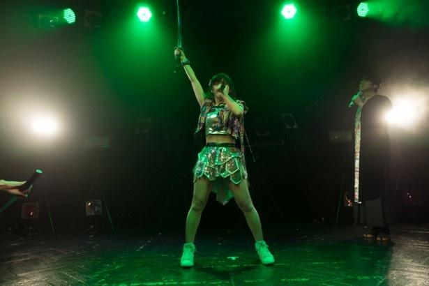 そして、戦国時代を舞台にした音楽時代劇「Road to SAMURAIDOL」に突入する
