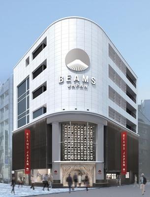 日光金谷ホテルの新業態や、猿田彦珈琲のスタンドも出店しているBEAMS JAPAN