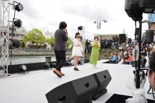 マチ★アソビ Vol.16開会式の様子