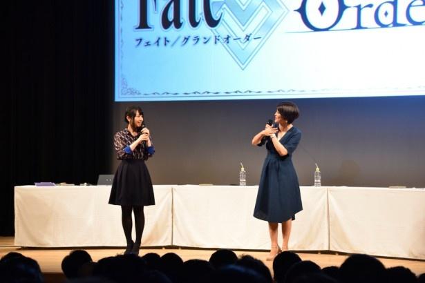 水着姿のアルトリアと清姫が夏に登場決定!「Fate/Grand Order」トークショー【マチ★アソビ Vol.16】