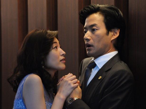 「グッドパートナー 無敵の弁護士」で竹野内豊扮(ふん)する咲坂に新たな恋が!?