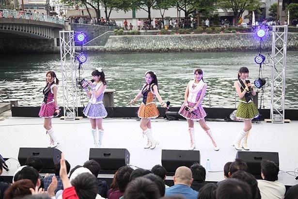 話題の仮想現実ユニットDream4Youが徳島に初見参!【マチ★アソビVol.16】