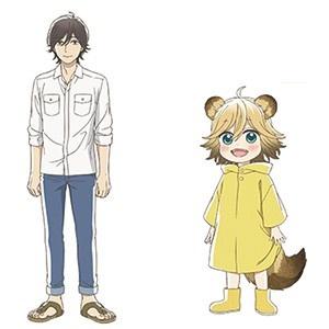 TVアニメ「うどんの国の金色毛鞠」宗太とポコのキャラクターデザイン公開!