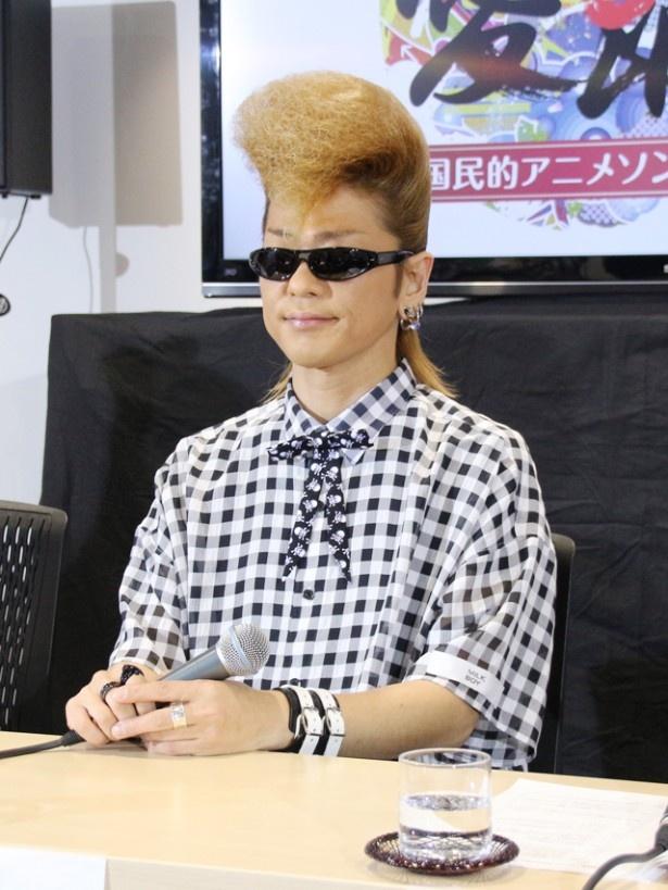 綾小路は「1番熱く、可能性を持っているアイドルイベントじゃないかと自負しております」と語った