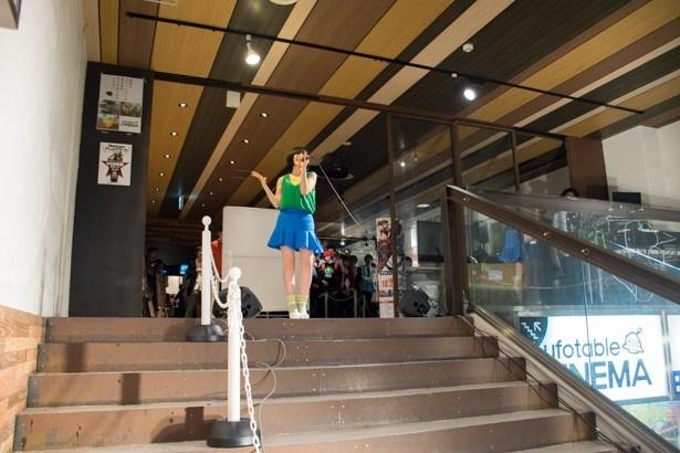 Machicoが熱いライブで徳島の街をMachico★アソビに!【マチ★アソビ Vol.16】