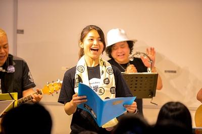 洋画の吹替からアニメ、舞台までマルチに活動する甲斐田裕子
