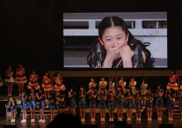 ダンス賞の秋山眞緒「もらえると思ってなかったのでメッチャうれしい」