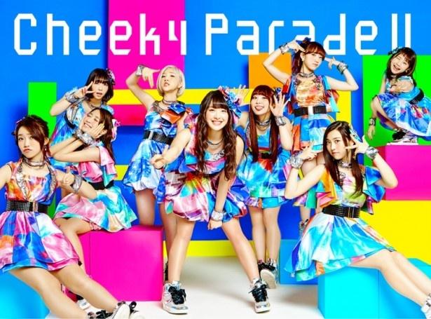 """6月1日(水)発売のセカンドアルバム『Cheeky Parade II』の[CD+Blu-ray盤] Type""""M""""ジャケット"""