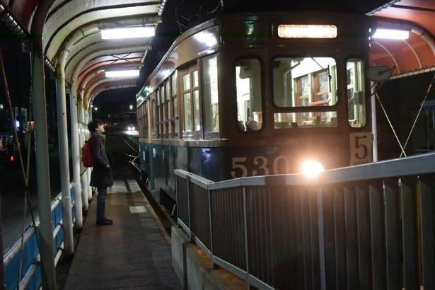 アナログ感たっぷりな函館の路面電車も素敵!