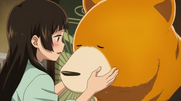 TVアニメ「くまみこ」第6話先行カット解禁。村おこし会議開催!