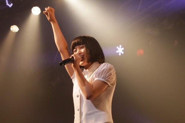 石野理子は「アイドルネッサンスとしてロックフェスに出たい」との野望も明らかにした
