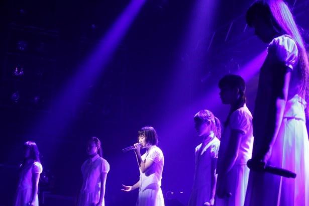 結成2周年ライブを開催したアイドルネッサンス