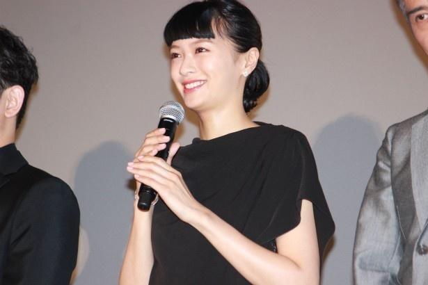 広報室婦警・美雲役の榮倉奈々
