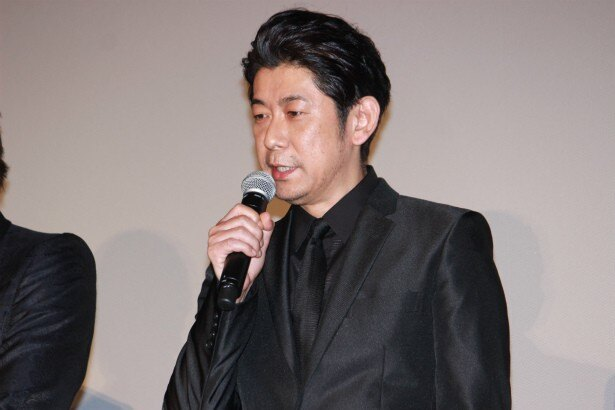「ロクヨン」事件被害者の父・雨宮芳男役の永瀬正敏