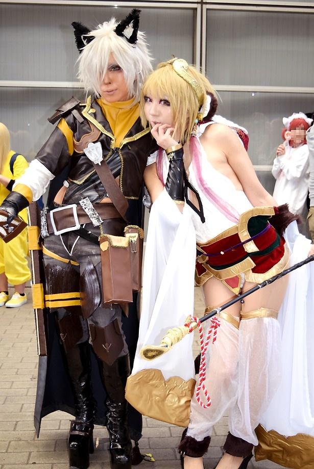 【写真20点】「Fate」「ラブライブ!」「グラブル」ヒロインがニコ超に集結!美人コスプレイヤー総まとめ