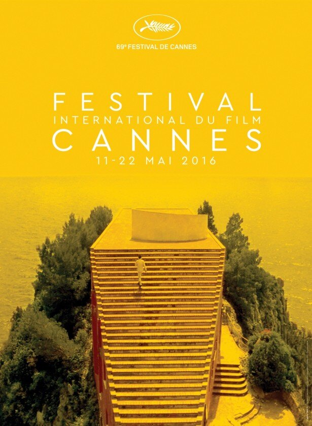 第69回カンヌ国際映画祭の公式ポスター